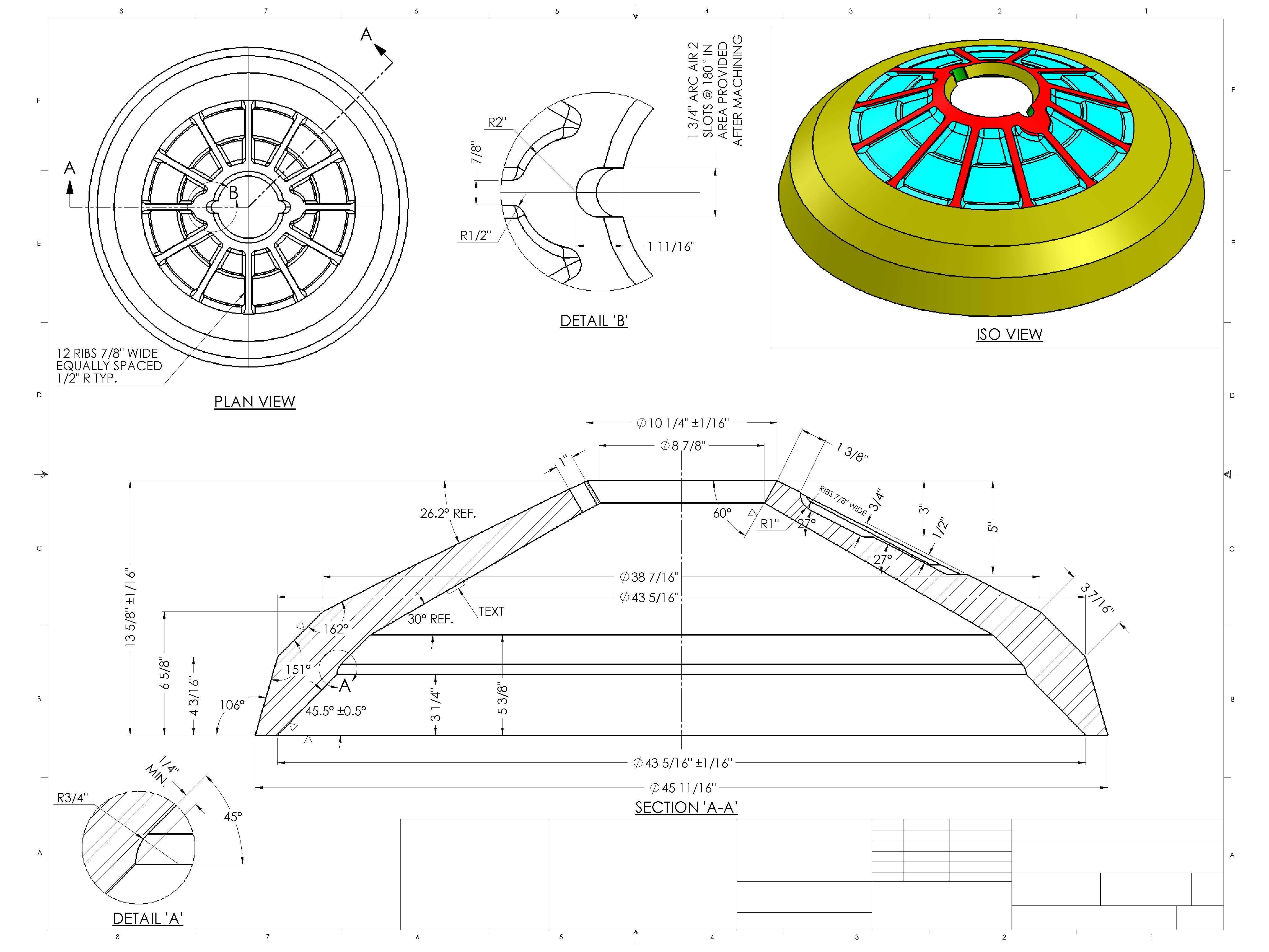 Part Modeling Design Portfolio